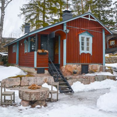 Airbnb i Borgå