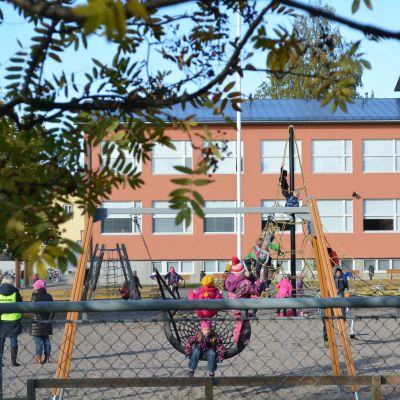 Kvarnbackens skola i Borgå