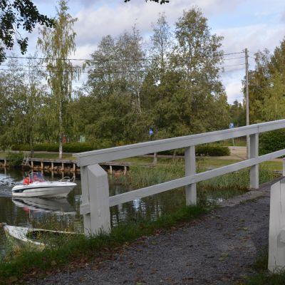 Korsgrundsområdet i Jakobstad