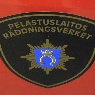 Västra Nylands räddningsverks logo