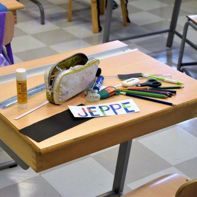 Lappvik skola i Hangö.