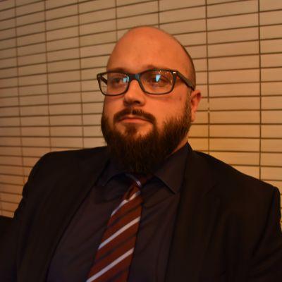 Ulvilan kaupunginjohtaja (aloittaa 1.1.2020) Mikko Löfbacka.
