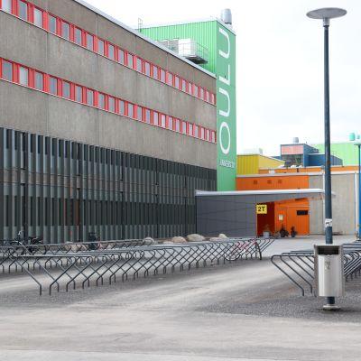 Oulun yliopiston rakennuksia.