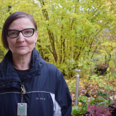 Patologi Paula Kujala sairastui koronan kaltaisiin oireisiin.