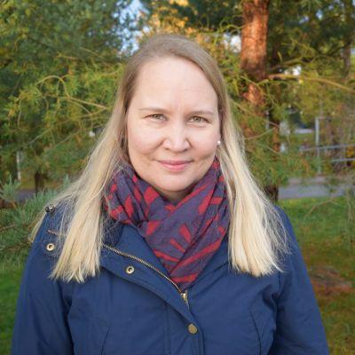 Lääkäri Jutta Peltoniemi