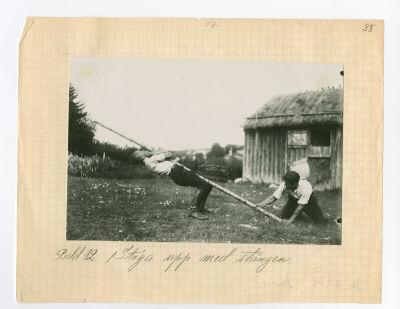 Ålänningar idrottar år 1930
