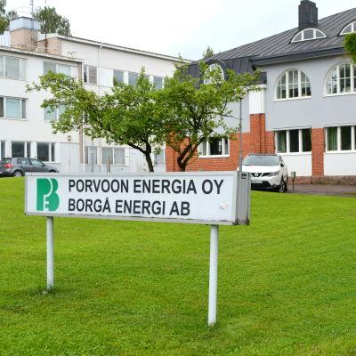 Borgå energis hus
