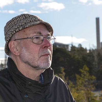 Pensionerade driftsingengjören Lars Illman