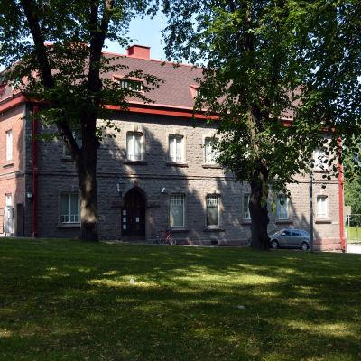 Polisstationen i Lovisa