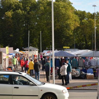 Marknad i Lovisa