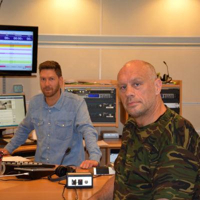 Jonas Sundström och Johan Lönnberg