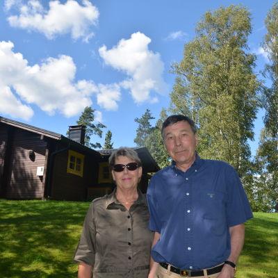 Kaisa och Risto Piekka