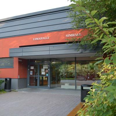 Simhallen i Borgå