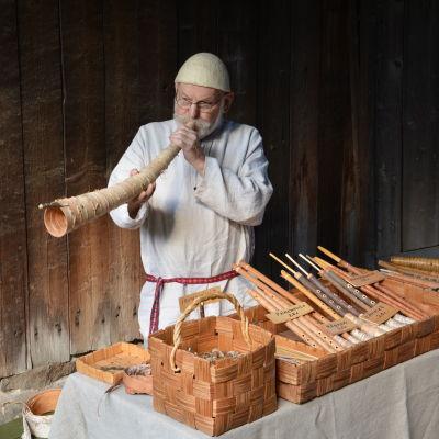 Hantverksdagar på Klosterbacken i Åbo