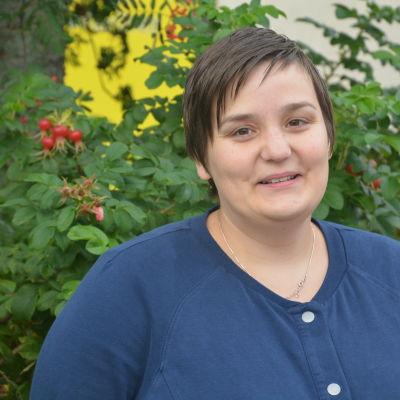 Anne Koivuporras talar om Pojo med stolthet i rösten.