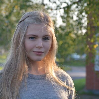 Ingrid Holm 16 år Kimitoön