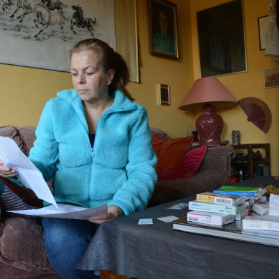 Elisabet Rantschukoff trodde att reseförsäkringen täckte alla vårdbehov.