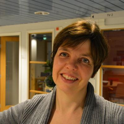 Siv Sandberg hösten 2014