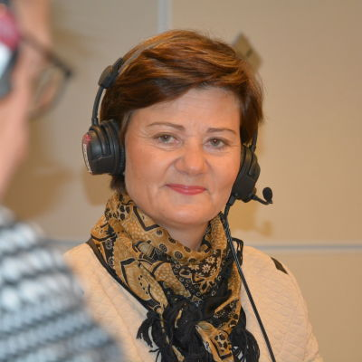 Christine Suvanto.