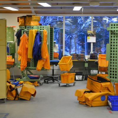 Sorteringscentralen i Jakobstad