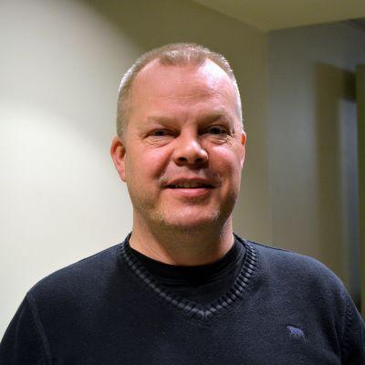Lokalpolitiker och jordbrukare Thomas Antas (SFP) från Lappträsk.