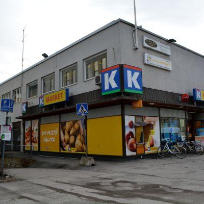 Mannerheimgatan 21 Borgå