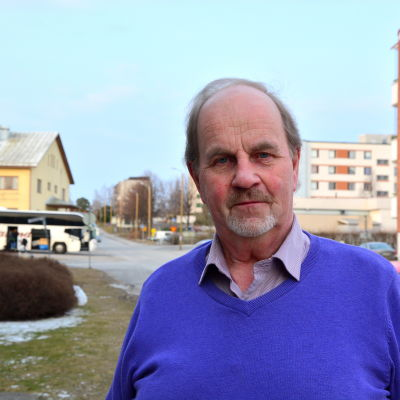 Hans Nyholm.