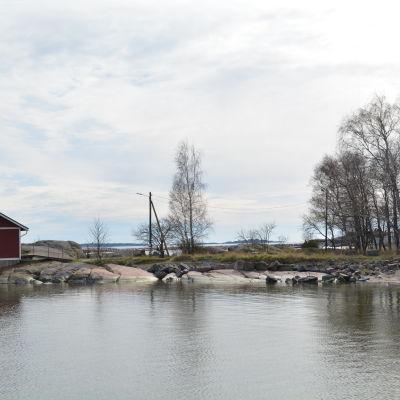 Fabriksudden i Hangö.