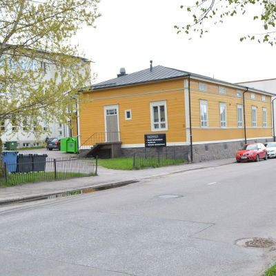 Borgå folkakademi.