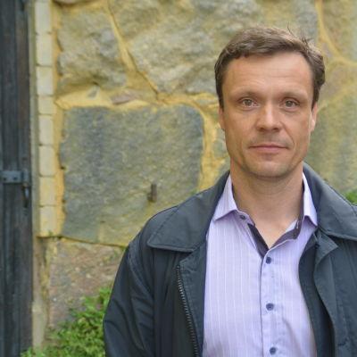 Bildningsdirektör Robert Nyman i Raseborg.