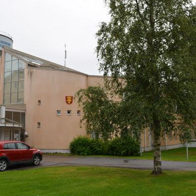 Kronoby kommungård