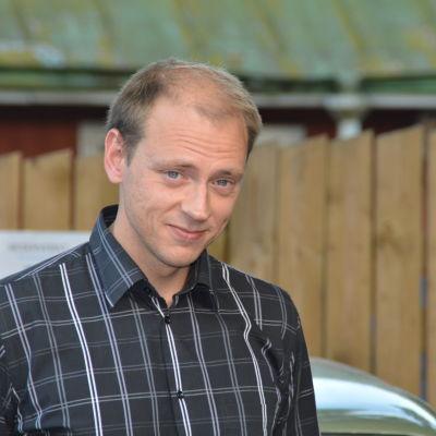 Anders Walls (SFP) är ordförande för stadsstyrelsen.