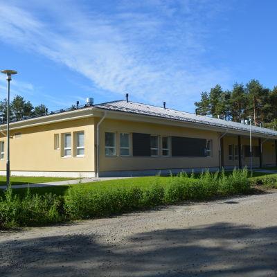 Jakobstads nybyggda skyddshem