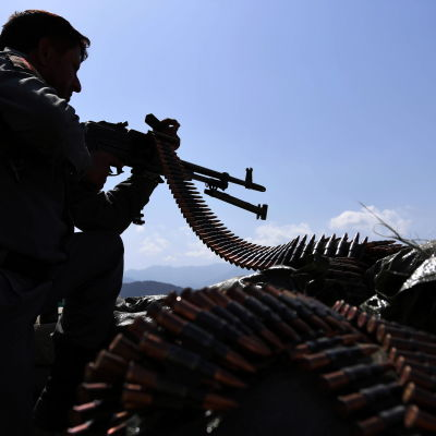 afghanska säkerhetsstyrkor