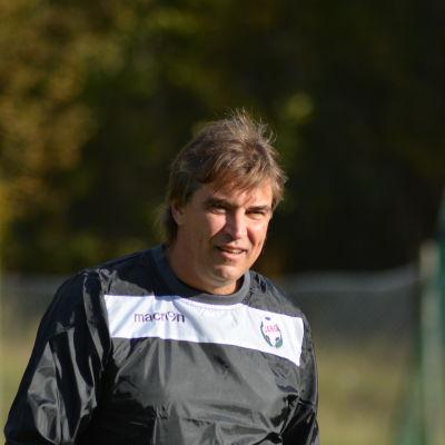 Alexei Eremenko tränar FF Jaro.