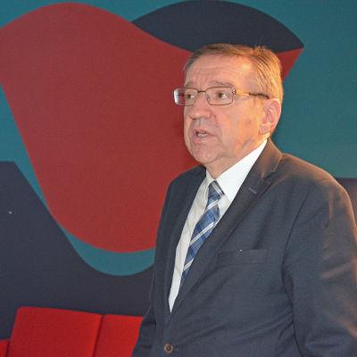 Arcadas rektor Henrik Wolff.