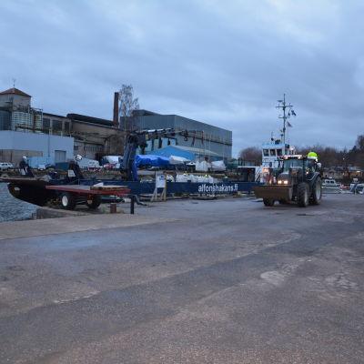 Dalsbruks hamn