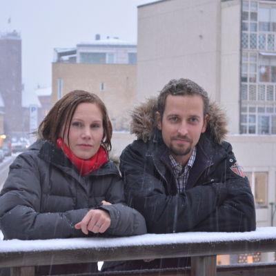 Tiina och Marcus Lillkvist