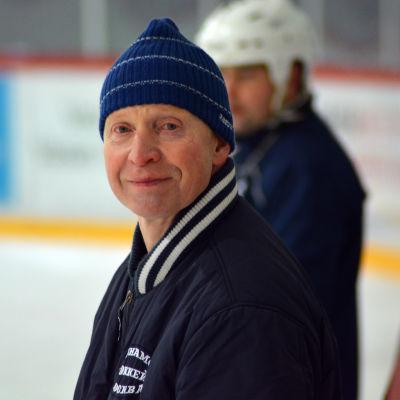 Aleksander Komarov har bott i Nykarleby sen 1992.