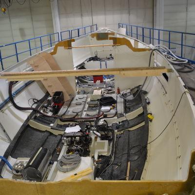 Nautors nya 54 fots segelbåt