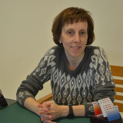Eva-Maria Holmblad har varit sjukpensionerad i 17 år.