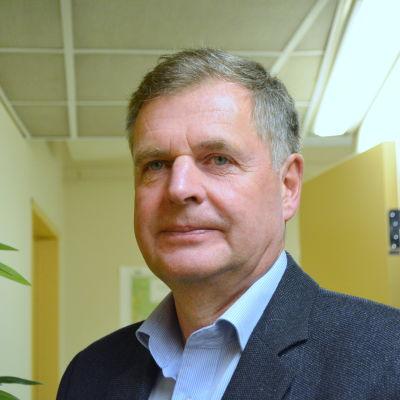 Lokalitetsdirektör Börje Boström i Borgå