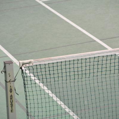 Tennisnät.