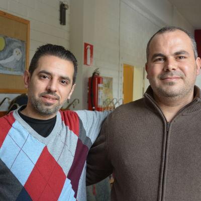 Syriska flyktingar i Dalsbruk