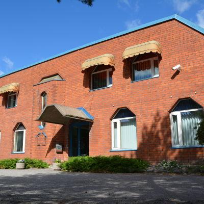 Familjecentret Lauste i Åbo.