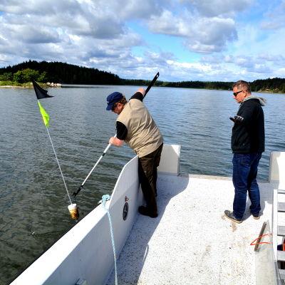 Fisekövervakning