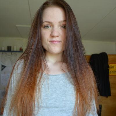 Jonna Löfgren insjuknade i anorexi som 15-åring.