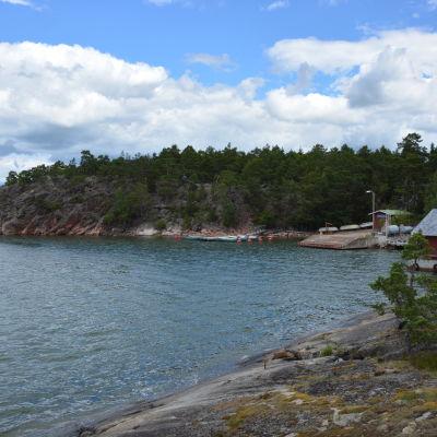 Hamnen på Björkholm