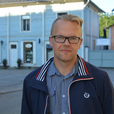 Johnny Holmström