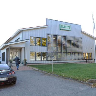 Huvudkontoret i Lovisa